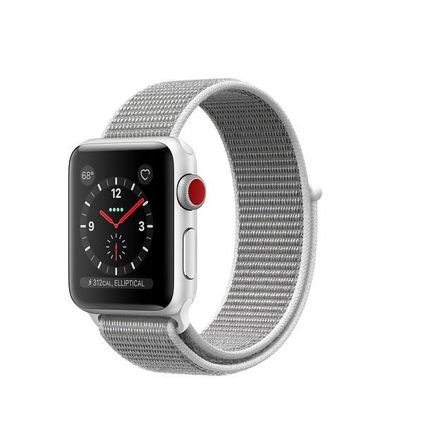 Apple Watch Series 3 4G 38mm Aluminium with Sport Loop