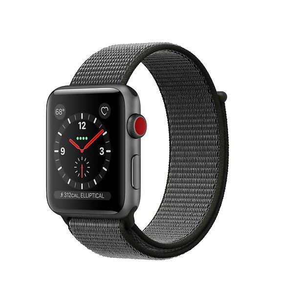 Apple Watch Series 3 4G 42mm Aluminium with Sport Loop