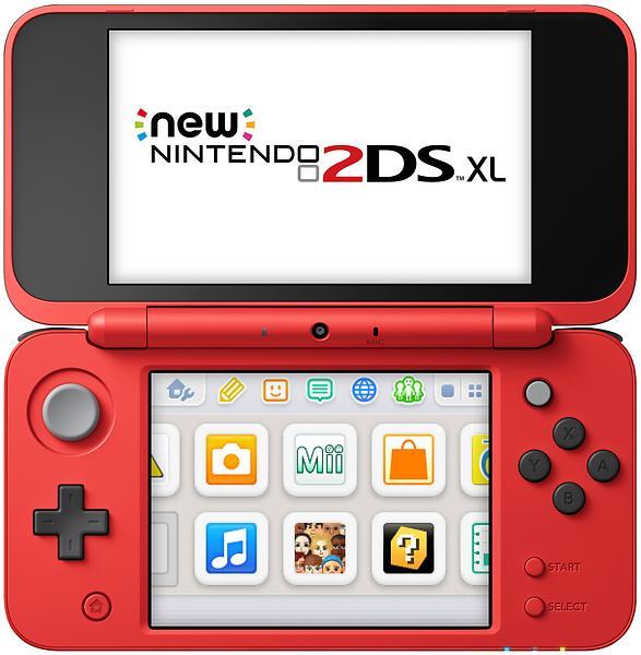 Nintendo New 2DS XL - Poké Ball Edition