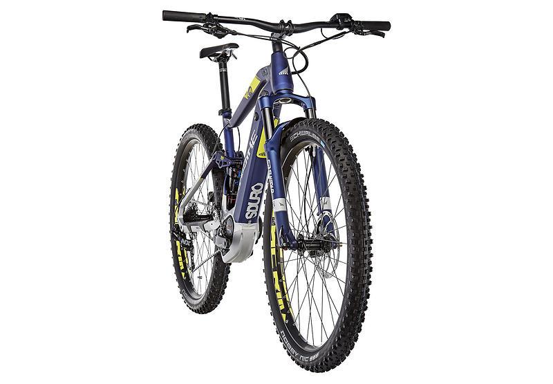 Haibike SDURO FullNine 7.0 2018 (E-bike)