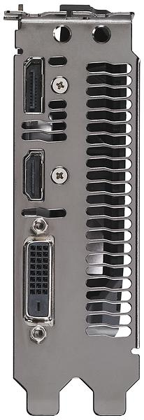 Asus GeForce GTX 1050 Ti Cerberus OC HDMI DP 4GB