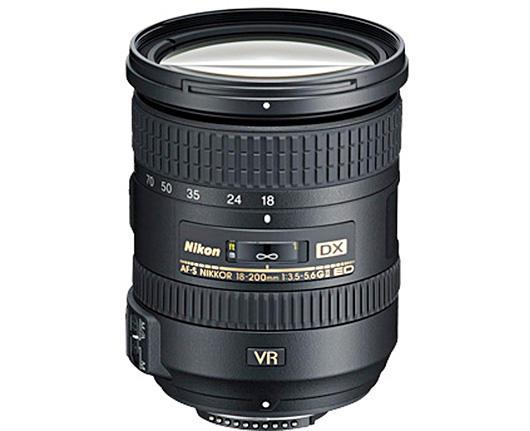 Nikon Nikkor AF-S DX 18-200/3,5-5,6 G IF-ED VR II