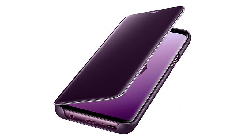 Samsung Clear View Standing Cover for Samsung Galaxy S9 Plus