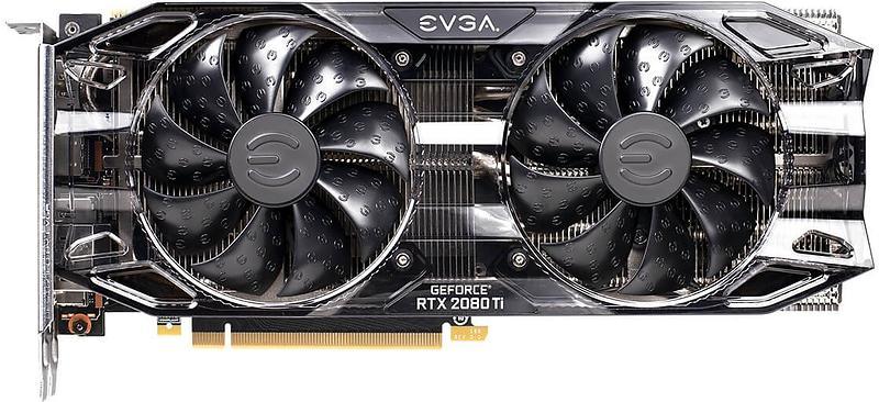 EVGA GeForce RTX 2080 Ti Black HDMI 3xDP 11GB