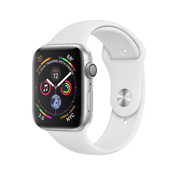 Apple Watch Series 4 44mm Aluminium with Sport Band