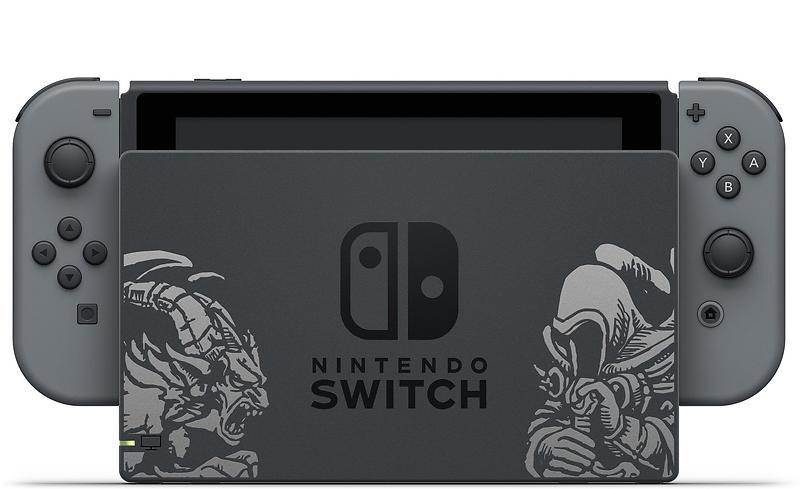 Nintendo Switch (+ Diablo III)