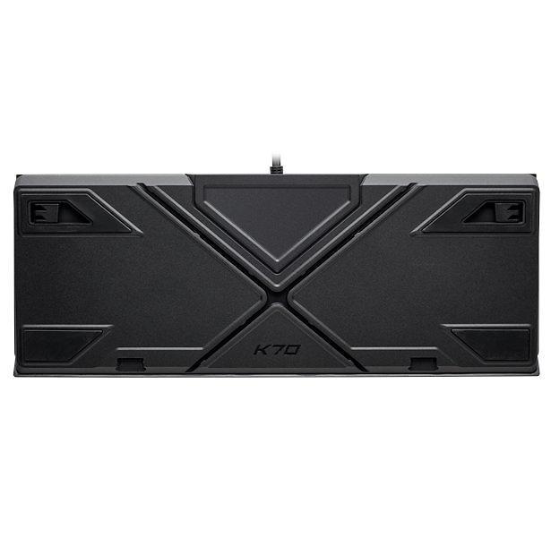 Corsair Gaming K70 RGB MK.2 Cherry MX Low Profile Speed (IT)