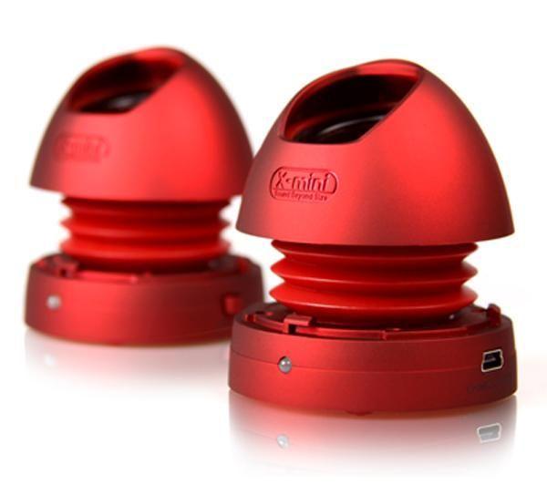 X-Mini Max II Capsule Speaker