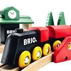 BRIO Klassiskt Figur-8-set 33028