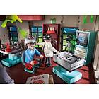 Playmobil Ghostbusters 9219 Firehouse