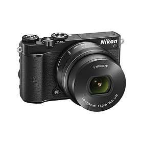 Nikon 1 J5 + 10-30/3.5-5.6 VR PDZ