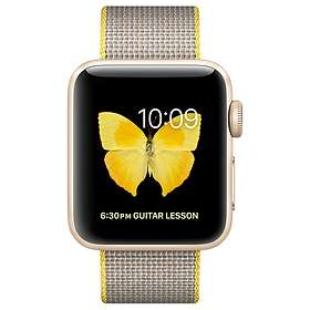 Apple Watch Series 2 42mm Aluminium with Woven Nylon