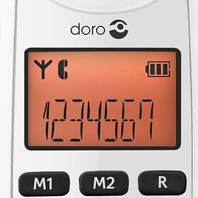 Doro PhoneEasy 100W Duo