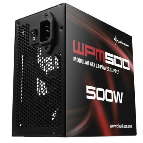 Sharkoon WPM500 500W