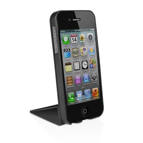 Macally Flip Cover Case with Rotatable Stand for iPhone 5/5s/SE