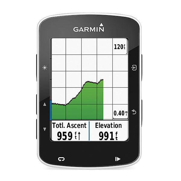 Garmin Edge 520 HRM + Cad