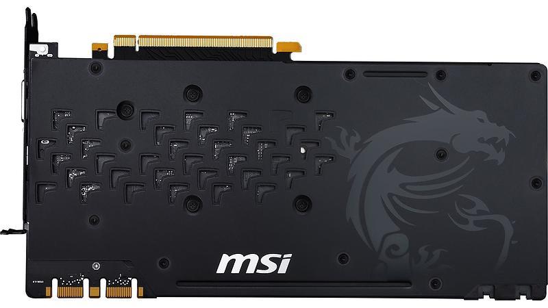 MSI GeForce GTX 1080 Gaming X HDMI 3xDP 8GB