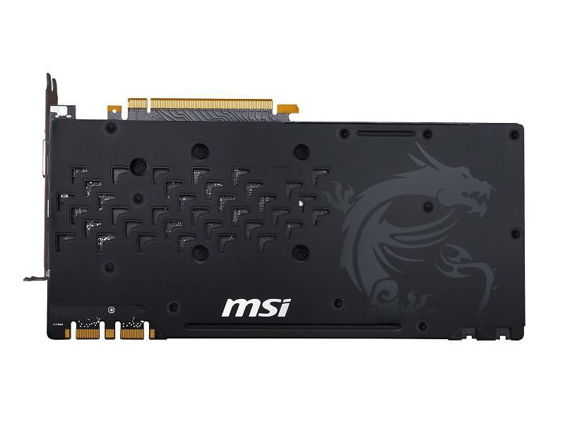 MSI GeForce GTX 1070 Gaming HDMI 3xDP 8GB