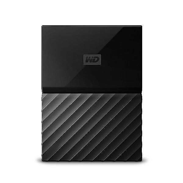 WD My Passport V2 USB 3.0 2TB