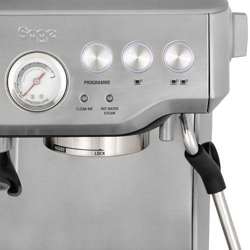 Sage Appliances The Barista Express with Control Milk Jug