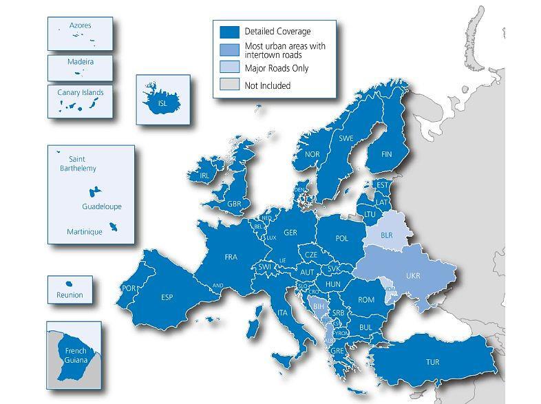 Garmin DriveSmart 61LMT-D (Europa)
