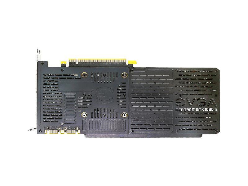 EVGA GeForce GTX 1080 Ti SC2 Gaming ICX HDMI 3xDP 11GB