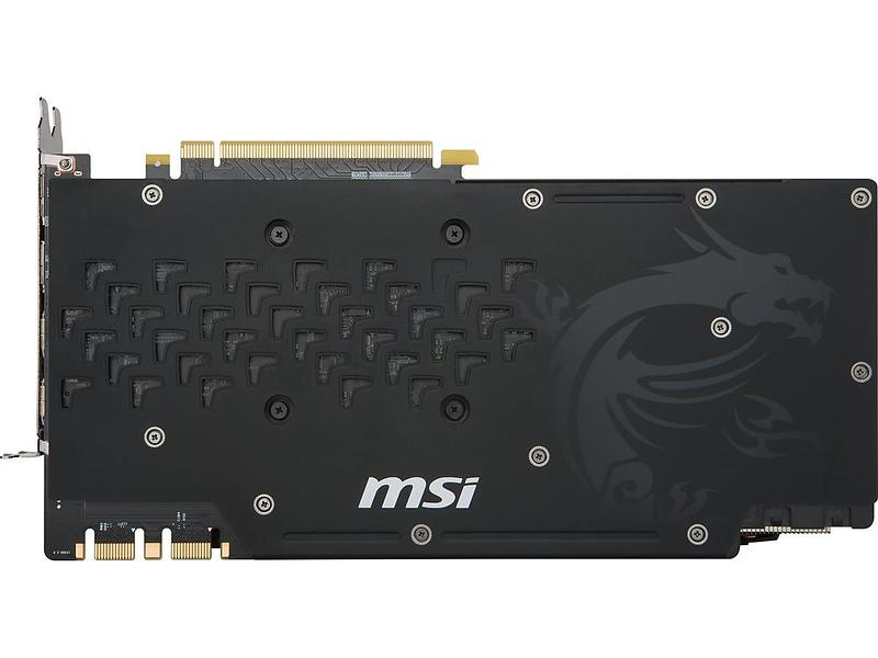 MSI GeForce GTX 1080 Ti Gaming X 2xHDMI 2xDP 11GB