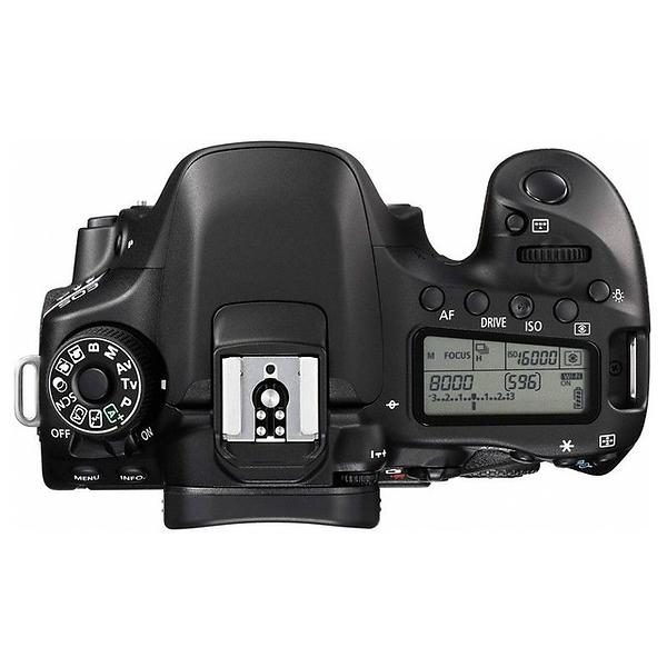 Canon EOS 800D + 18-135/3,5-5,6 IS STM