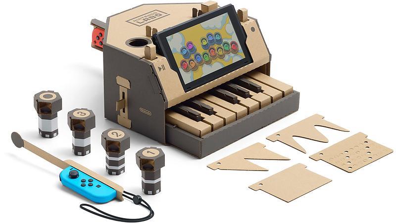 Nintendo Labo Variety Kit Switch