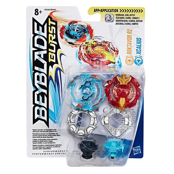 Beyblade Burst Duel Pack