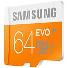 Samsung Evo microSDXC Class 10 UHS-I U1 64GB