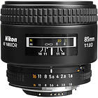 Nikon Nikkor AF 85/1,8 D