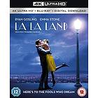 La La Land (UHD+BD) (UK)