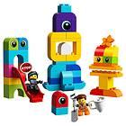 LEGO The Lego Movie 2 10895 Emmet och Lucys besökare från DUPLO planeten