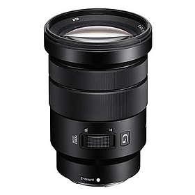 Sony E 18-105/4.0 G PZ OSS