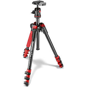 Manfrotto BeFree Aluminium + Ball Head