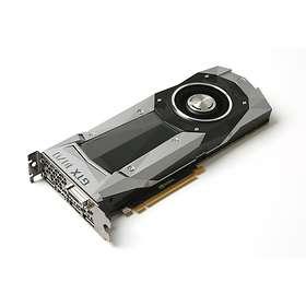 Zotac GeForce GTX 1070 Founders Edition HDMI 3xDP 8GB