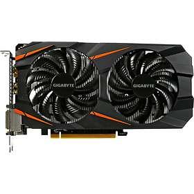 Gigabyte GeForce GTX 1060 Windforce 2X OC HDMI DP 2xDVI 3GB