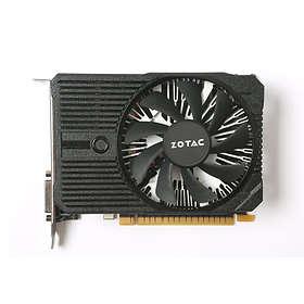 Zotac GeForce GTX 1050 Mini HDMI DP 2GB