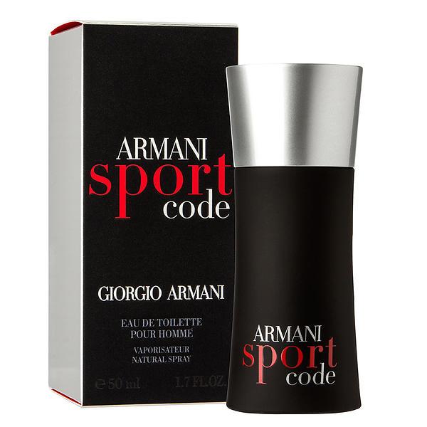 Giorgio Armani Code Sport edt 50ml