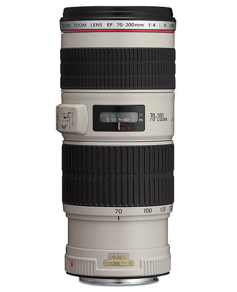 Canon EF 70-200/4,0 L IS USM