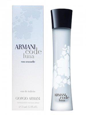 Giorgio Armani Code Luna Femme edt 75ml
