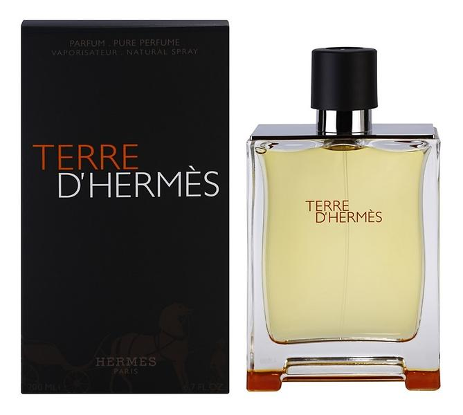 Hermes Terre D'Hermes Parfum 200ml