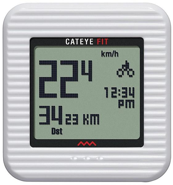 Cateye Fit CC-PD100W