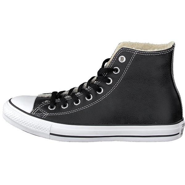 Converse Chuck Taylor All Star Shearling Leather Hi (Unisex)