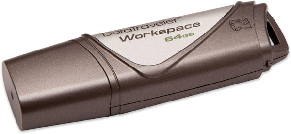 Kingston USB 3.0 DataTraveler WorkSpace 64GB