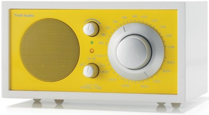 Tivoli Audio Model One Frost