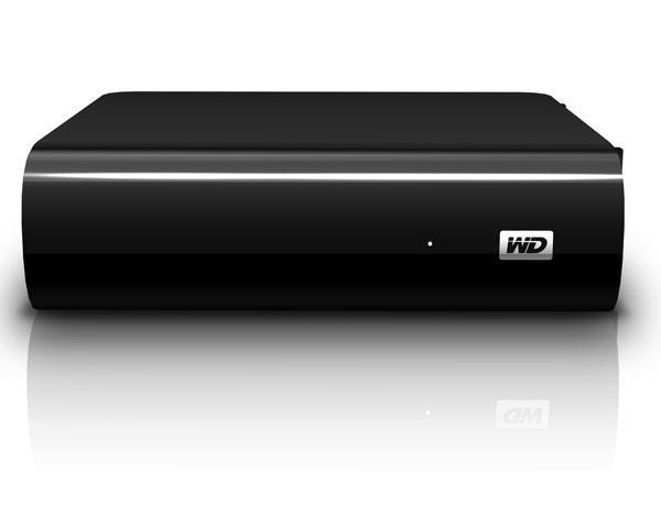 WD My Book AVTV USB 30 2TB
