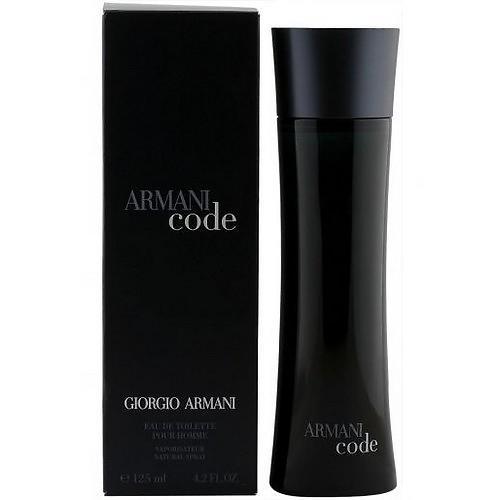 Giorgio Armani Code Pour Homme edt 125ml