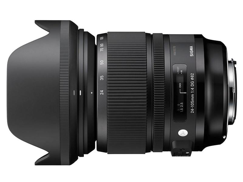 Sigma 24-105/4,0 DG OS HSM Art for Canon